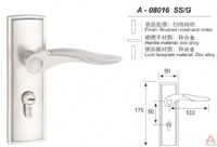 Awesum High Quality Modern Small-size Lock A08016SSG