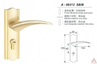 Awesum High Quality Modern Small-size Lock A08312SBB