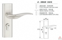 Awesum High Quality Modern Small-size Lock A08620SSG