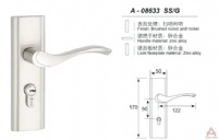 Awesum High Quality Modern Small-size Lock A08633SSG