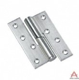 "4""x3"" stainless steel door hinge lift-off"